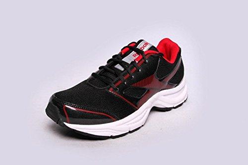 Reebok Men's V59620 -Black And Red Running Shoes - 11 Uk
