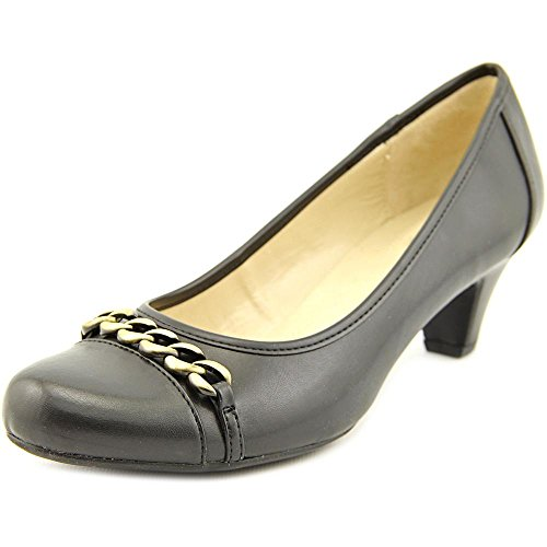 Naturalizer Susy Synthétique Talons Black Burnished Atanado Veg PU