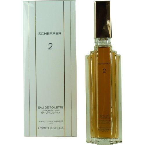 Jean-Louis Scherrer 2 femme/woman, Eau de Toilette, 1er Pack (1 x 100 ml) (Geldbörse Französisch Womens)