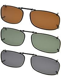 Eyekepper Jahrgang Gelb Objektive Kunststoff Sonnenbrillen Nachtsicht Driving Damenbrillen et34e0Yk