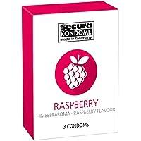 Secura Raspberry 3 Himbeerkondome, fruchtiger Geschmack, Kleinpackung Kondome, Limited Edition, Summer Edition preisvergleich bei billige-tabletten.eu