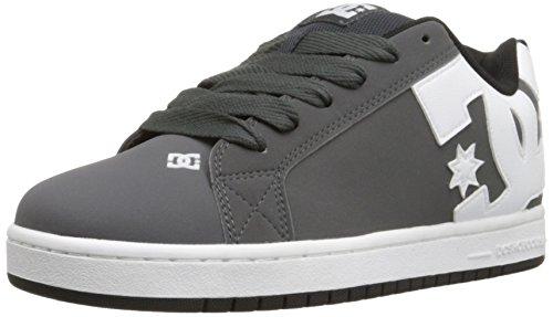 dc-skateboard-shoes-court-graffik-gray-white-size-8