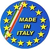 Eurosystems Z1 Elektro-Bodenhacke, 900 Watt, hergestellt in Italien -