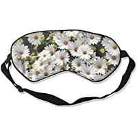 White Pure Daisy Flower 99% Eyeshade Blinders Sleeping Eye Patch Eye Mask Blindfold For Travel Insomnia Meditation preisvergleich bei billige-tabletten.eu