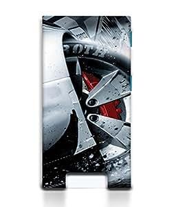 Fuson Designer Back Case Cover for Apple iPod Nano (7th Gen) :: iPod Nano 7 (Boys Men Man Racer Speed Youth Young)