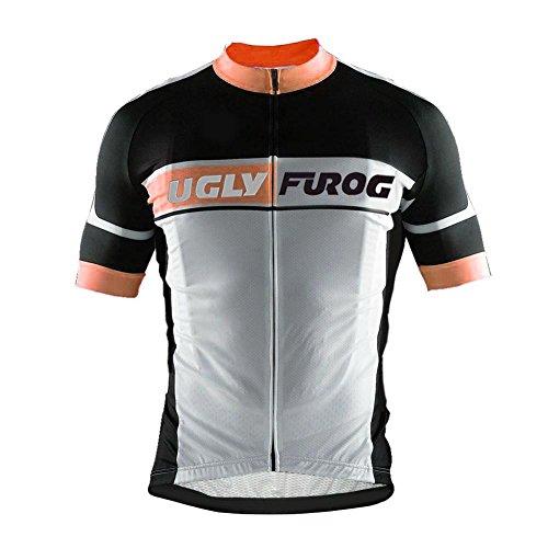 Uglyfrog HDX08 2016 Neu Herren schließen Hülsen Zyklus Jersey Fahrrad Hemd Fahrrad Top Radfahren Radsport Kurzarm Radtrikot FahrradTrikot