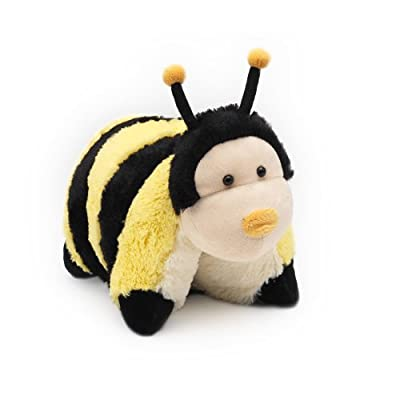 Pillowhead Cushion Bee Foldable Travel Cushion produced by Intelex Group (UK) Ltd. - quick delivery from UK.
