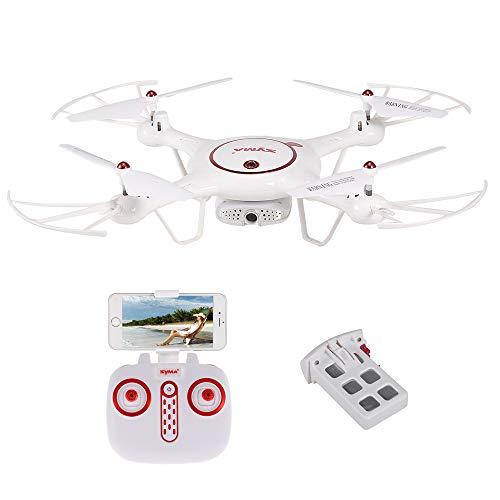 Originale Syma X5UW-D Wifi FPV Regolabile 720P HD Fotocamera RTF Flusso ottico Posizionamento Altitude Hold Quadcopter