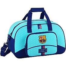Bolsa Deporte FC Barcelona Blue 40cm