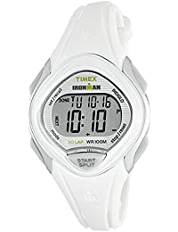 Timex Digital White Dial Women's Watch - TW5M12400