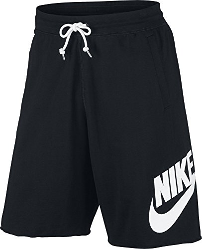 Nike M NSW SHORT FT GX FRANCHISE - Kurze Hosen Schwarz - L - Herren (Vintage-french-terry-hose)