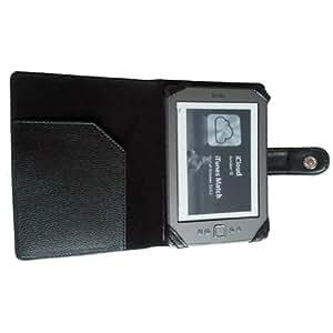 Schwarz Qualität Executive Buch Schutzhülle Für Der Erste Deutsche Amazon Kindle 4 Magnetverschluss
