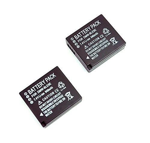 Mondpalast ® reemplazo DMW-BLG10 BLG10 BLG10PP BLE9E 940mAh Li-ion Batería para Panasonic...