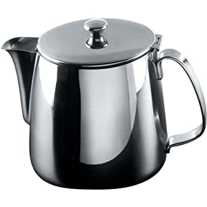 Alessi 35 cl Teapot in 18/10 Stainless Steel Mirror Polished