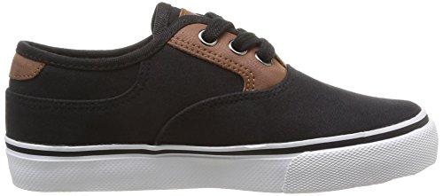 Kaporal - Valome, Sneaker Bambina Nero (Noir (8 Noir))