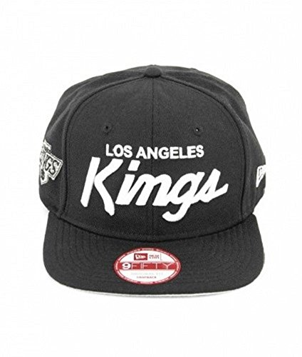 LOS ANGELES KINGS NHL New Era Original Fit Snapback Hat - Brand New With Tags