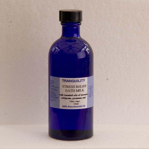Antiestrés Aromaterapia Baño Leche