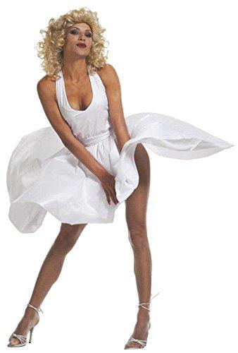 chsenenkostüm Marilyn, Kleid und Gürtel Größe S = 36/38 (Deutsch-kostüm Für Frauen)