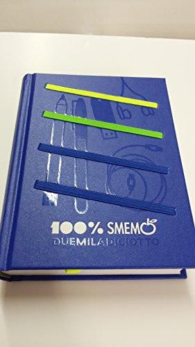 Diario 2017/2018 smemoranda special edition elastici blu piccola 10x13