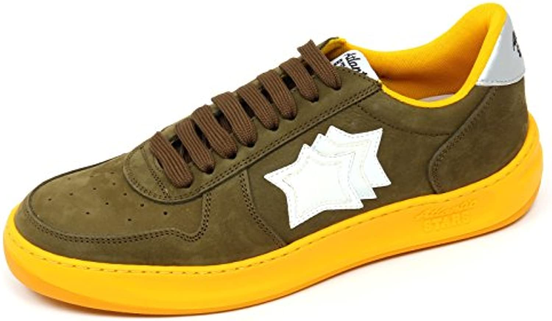 Atlantic Stars D0896 scarpe da ginnastica Uomo Rigel PCSA TE55 Scarpa verde scarpe Man   una grande varietà    Uomo/Donna Scarpa