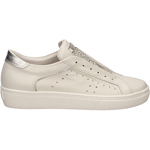 Tosca Blu Shoes , Chaussures de sport d'extérieur pour femme blanc Bianco 37 EU Bianco