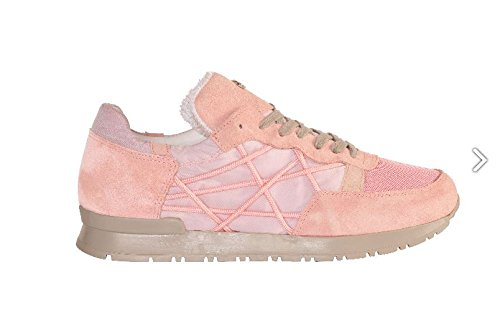Inconnu Mr Big Cube-02, Chaussures Mixte Adulte Rose