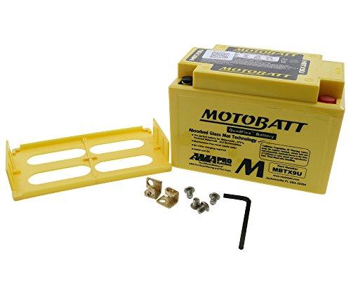 Batterie MOTOBATT für Suzuki GSX-R 1000 K8 CL1111 2008-2008 [inkl. 7.50 Euro Batteriepfand]