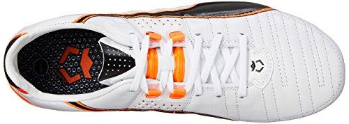 Puma King Ii Fg FuÃ?ballschuh White-Black-fluo-Orange