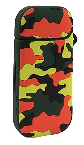 iqos Silikon Fall Camouflage Cover, Salamander Camouflage Fall