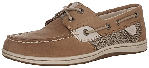 Sperry Top-SiderKoifish Leather Fabric - Sp_sts95289 donna Oat