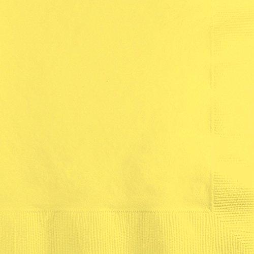 Creative Converting 50tovaglioli di carta tocco di colore, Borgogna