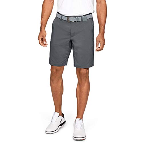 Under Armour Herren Eu Tech Short Kurze Hose, Grau, 32