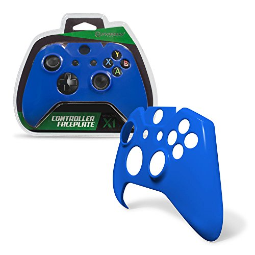 Hyperkin Xbox One Faceplate Shell X1 Controller Cover Case (Blue)