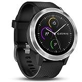 Garmin vívoactive 3 GPS-Fitness-Smartwatch - vorinstallierte Sport-Apps, kontaktloses Bezahlen Pay