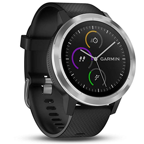 Image of Garmin vívoactive 3 GPS-Fitness-Smartwatch - vorinstallierte Sport-Apps, kontaktloses Bezahlen Pay
