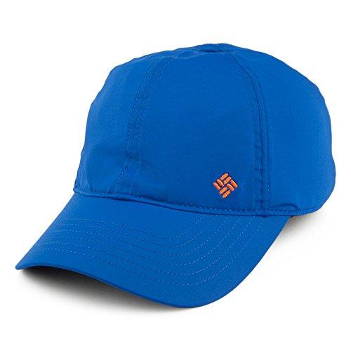 Columbia Hüte Zubehör (Columbia Coolhead Baseball Cap - Königsblau - Einstellbar)
