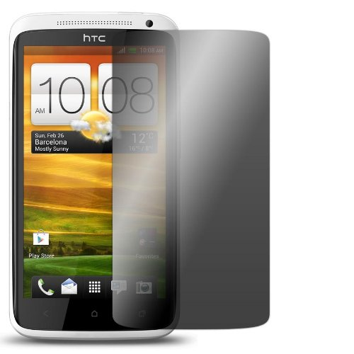 Slabo Blickschutzfolie HTC One X Sichtschutz Displayschutzfolie