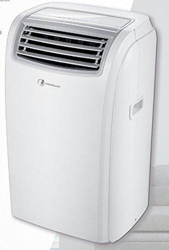 Haverland TAC-1218 Aire Acondicionado Portátil de Bajo Consumo, Tamaño Reducido, Muy Potente, Sin Instalación y con Modo Silencio