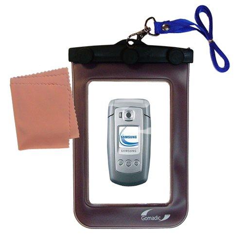 Wetter- und Wasserfeste Tasche für die Samsung SGH-E770