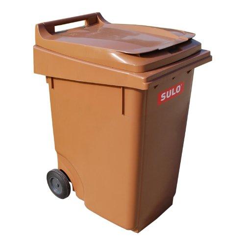 *Sulo Mülltonne 360 Liter, braun*