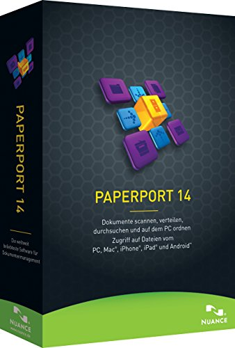 Nuance Paperport 14 Standard Communications Port