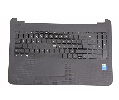 Replacement Laptop Touchpad Palmrest HP Pavilion 15-AC082TX with keyboard & logic sensor board  available at amazon for Rs.4453