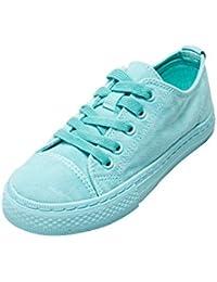 TPulling, Sneaker bambine Blau 18=EU: 17