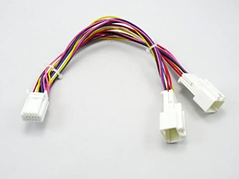 Y-Adapter klein für Toyota/Lexus USB-/SD-/Aux-Adapter
