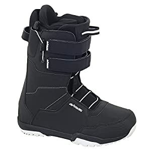 AIRTRACKS Snowboard Boots Master Quick Lace / QL Snowboardschuhe / QL Snieglentės Batai / Alle Größen / Schwarz