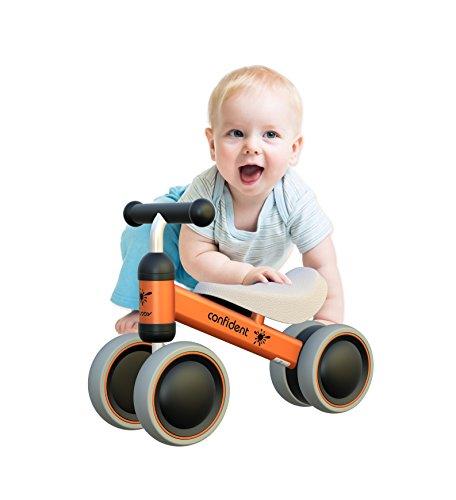 YGJT Bicicleta Bebé sin Pedales Juguetes Bebes 1 año 10 Meses a 24 Meses Regalo Elección
