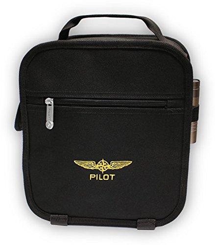 Design4Pilots - Headset Bag, schwarz