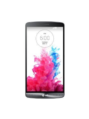 LG G3 D855 - Smartphone de 5.5' (4G, Quad Core 2.5 GHz,  2 GB de RAM, 16 GB, cámara de 13 MP, Android 4.4.2 Kit Kat)...