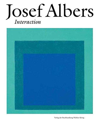 Josef Albers. Interaction: Ausst. Kat. Villa Hügel, Essen, 2018 Buch-Cover