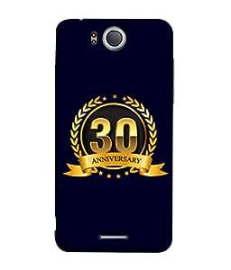 PrintVisa Designer Back Case Cover for InFocus M530 (Life Love Occasions Aniversary Vision Celebrations)